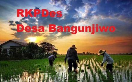 RKPDesa Desa Bangunjiwo Tahun 2017