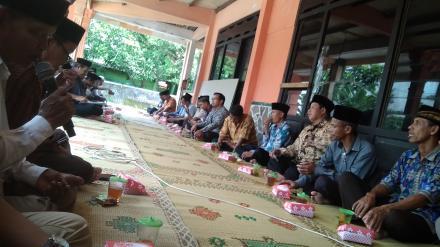 Pertemuan Paguyuban Pamong Desa Bangunjiwo