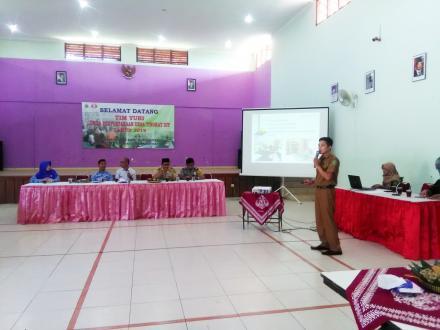 Perpustakaan Desa Bangunjiwo Wakili Bantul Lomba Perpustakaan Desa Tingkat Provinsi DIY
