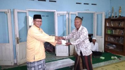 Safari Taraweh Putaran ke 3 di Masjid  Muayyad Kalangan