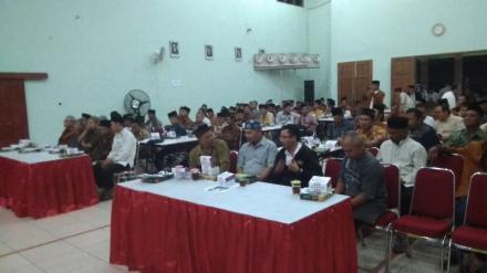 Pemerintah Desa Bangunjiwo memfasilitasi BPJS Ketenagakeraan bagi Ketua RT Desa Bangunjiwo