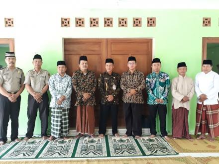 Camat Kasihan hadiri safari sholat jumat di Masjid Baiturrohman Bibis