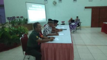 Konsultasi Publik Raperdes  Kewenangan Desa