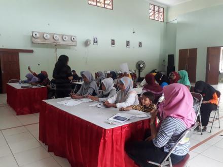 SPPR Kasih Bunda Bangunjiwo memperoleh pelatihan strategi pemasaran dari Yasanti