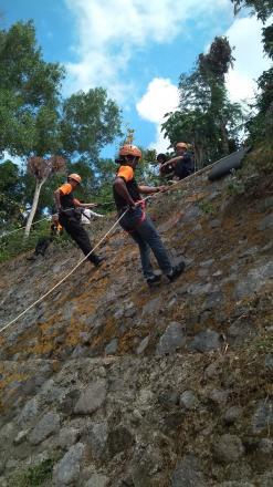 Peningkatan Kapasitas FPRB Desa Bangunjiwo