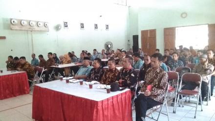 Studi Banding Dukuh se Kecamatan Gemawang Kabupaten Temanggung ke Desa Bangunjiwo