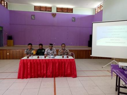 Konsultasi Publik Rancangan Perdes RKPDesa TA 2020 Desa Bangunjiwo
