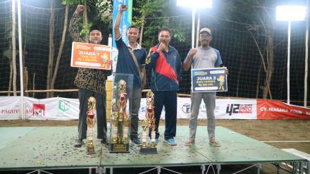 Penutupan Pekan Olahraga Desa Bangunjiwo 2019