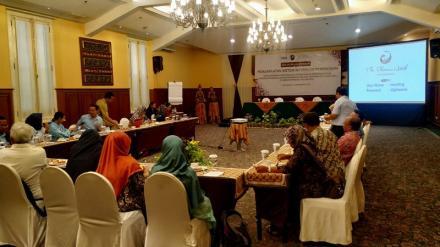 """Desa Bangunjiwo mengikuti kegiatan """"kick off meeting"""" bersama Perkumpulan IDEA Yogyakarta"""