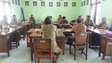 Rakor Pemerintahan Desa Bangunjiwo, bahas pendataan tanah kas desa