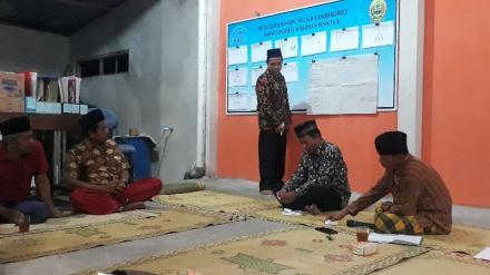 BKM Bangun Mandiri laksanakan Pemilu Anggota BKM tingkat basis DK Sambikerep