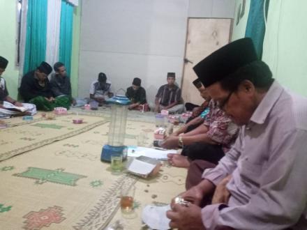 BKM Bangun Mandiri gelar pemilihan anggota BKM ditingkat basis DK Kenalan