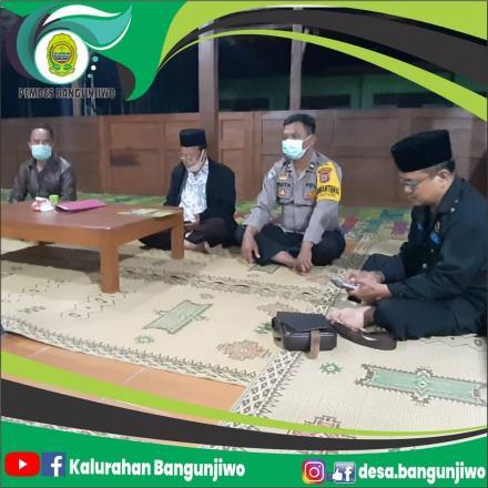 FKPM Bangunjiwo gelar pertemuan di Limasan Jiwa Jawi Banyutemumpang