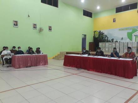 Publik Hearing Raperkal APBKalurahan Bangunjiwo TA 2021