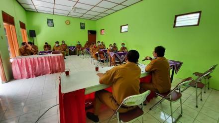 Rapat Sosialisasi Pengelolaan PBB P2 Tahun 2021