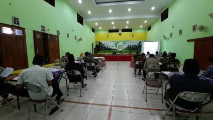 Rapat Konsultasi Publik Penyusunan 2 Raperkal