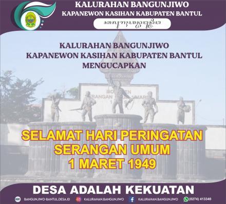 Serangan Umum 1 Maret 1949