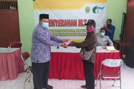 Bantuan Langsung Tunai Dana Desa