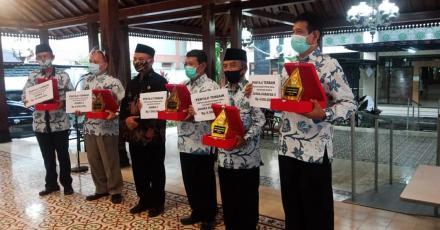 Desa Budaya Bangunjiwo meraih juara