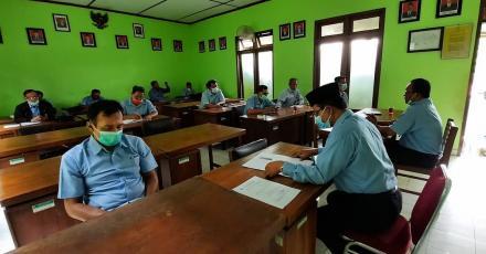 Rakor Persiapan monitoring dan audit dari BPKP
