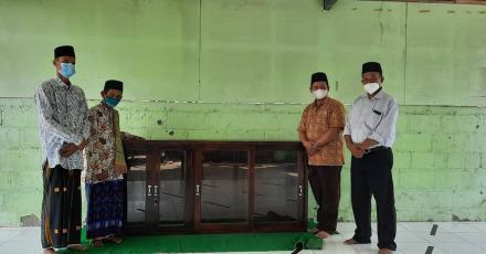Program safari Sholat Jumat di Masjid seKalurahan Bangunjiwo