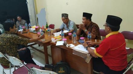 Rapat koordinasi Bumkal Mbangun Kamulyan