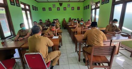 Rapat koordinasi pemerintahan