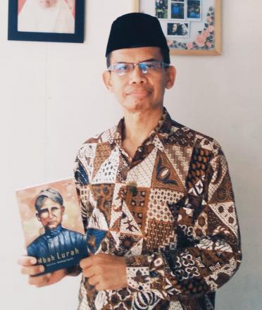 Bambang Nugroho penulis Novel Jawa yang berjudul