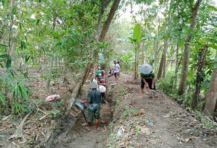 Program Padat Karya Tunai Desa