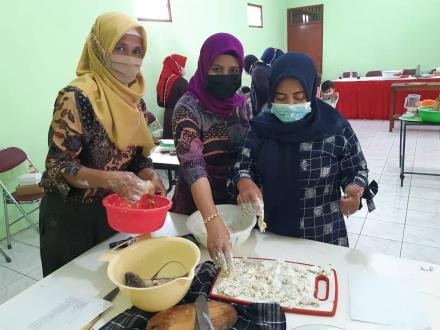 Pelatihan Desa Prima Kalurahan Bangunjiwo